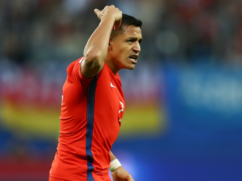 Chile 2 Ecuador 1: Sanchez boosts qualification chances