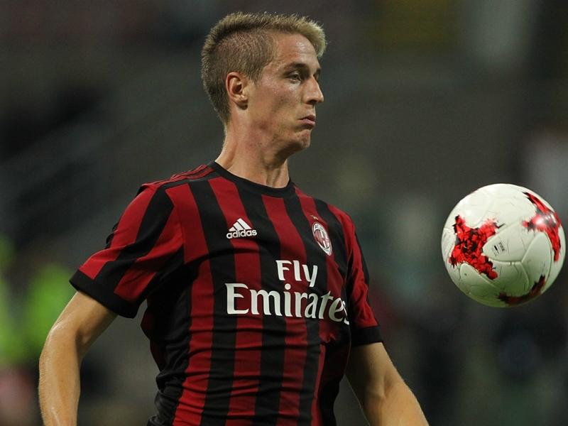 """Milan AC, Conti : """"Je reviendrai encore plus fort"""""""