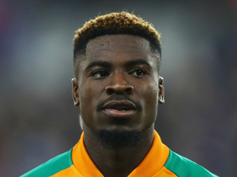 Aurier: My reputation scared off Barcelona
