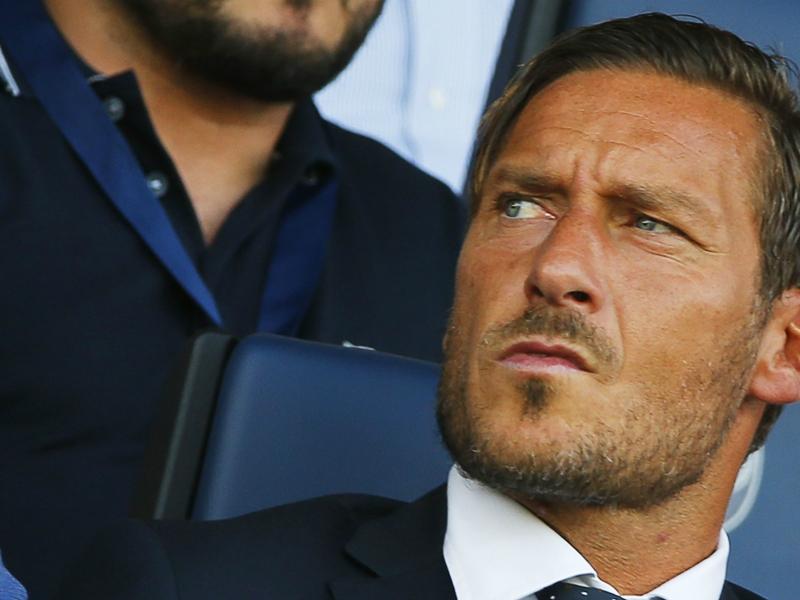 """Roma-Shakhtar, Totti ammette: """"Ci è andata abbastanza bene"""""""