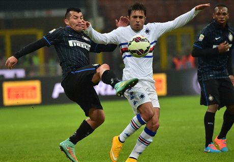 Match Report: Inter 1-0 Sampdoria