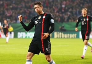 Dortmund zu Gast bei Bayern