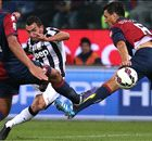 Juve's unbeaten run ended by Genoa
