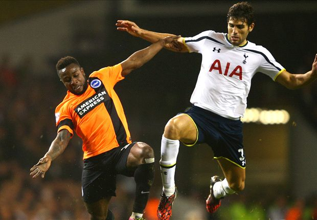 Video: Tottenham Hotspur vs Brighton & Hove Albion