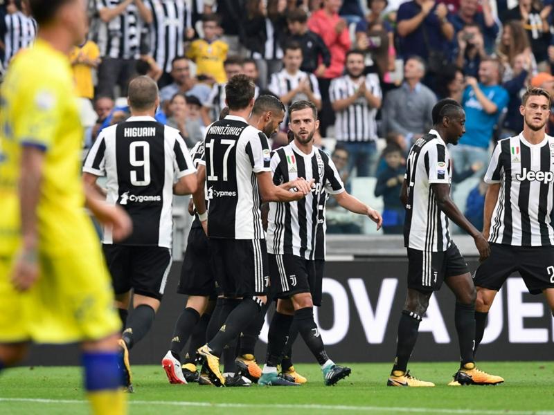 Juventus d'attacco: 10 goal nelle prime tre gare, come nel 1981