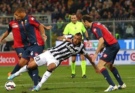 Match Report: Genoa 1-0 Juventus