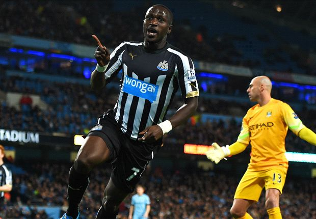 Manchester City 0-2 Newcastle : Newcastle sort Man City