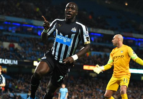 Newcastle Singkirkan Manchester City