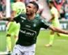 Remy Cabella Saint-Etienne Angers Ligue 1 10092017