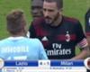 Bonucci 'accusa' Immobile dopo Lazio-Milan