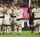 FT. Cagliari 1-1 Milan