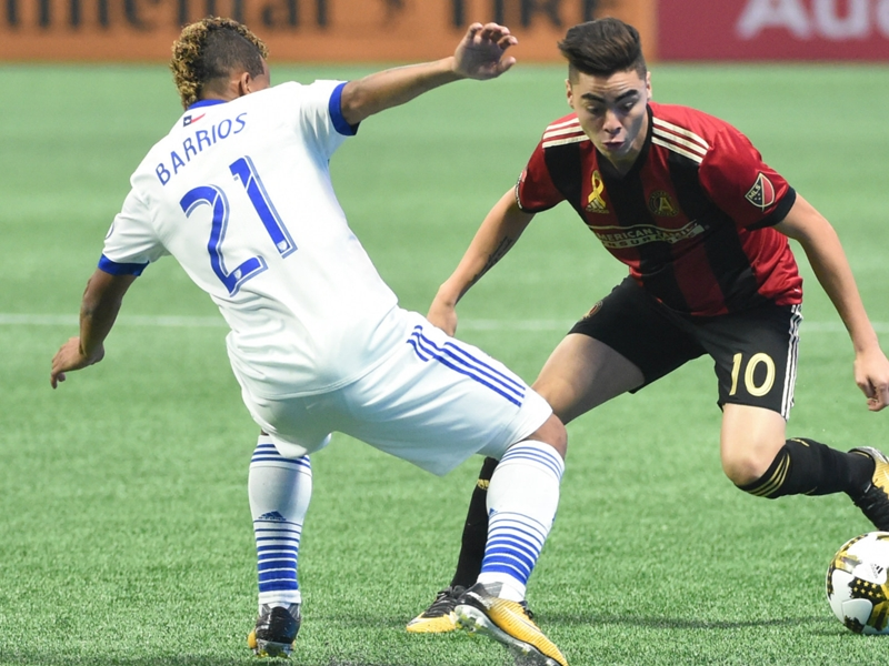 MLS Review: Atlanta christens new home in style, Sounders held by Galaxy