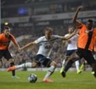 Tottenham 2-0 Brighton: Spurs through