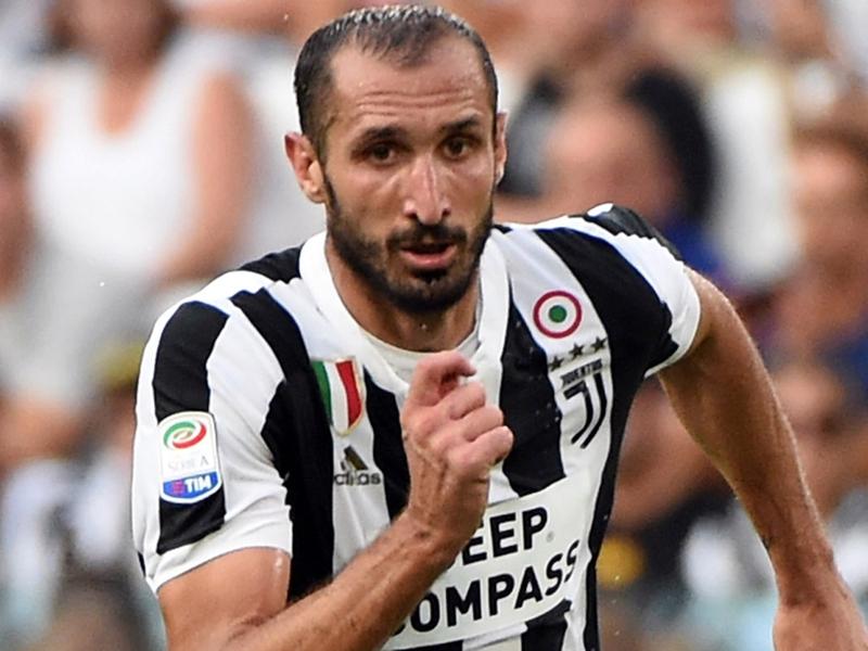 Juventus, Chiellini et Mandzukic de retour dans le groupe