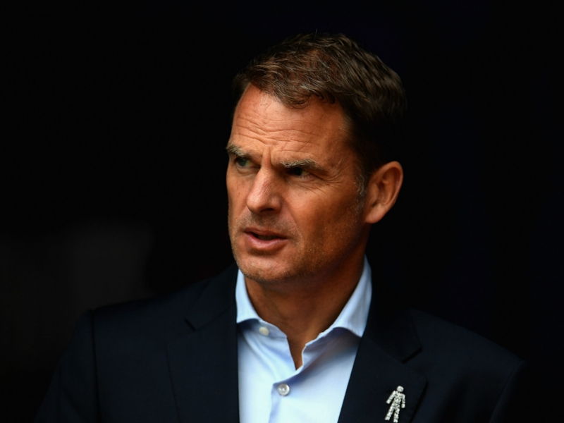 De Boer the scapegoat for Crystal Palace's immense failure