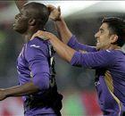 Babacar&Cuadrado, è Fiorentina show
