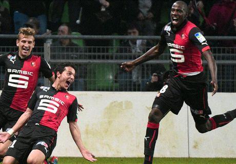 Rennes signe l'exploit