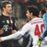 Kacar und Drobny (r.) hatten gegen den FC Bayern das Nachsehen