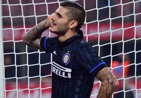 Inter, benedetti rigori: con quel Palacio...