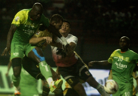 Laporan Pertandingan: Mitra Kukar 3-3 Persebaya Surabaya