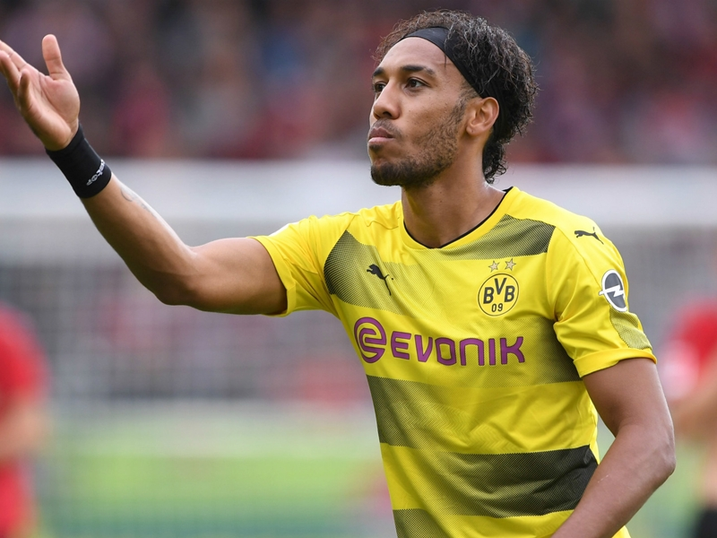 Aubameyang once a target for Real Madrid, but Everton move now a possibility