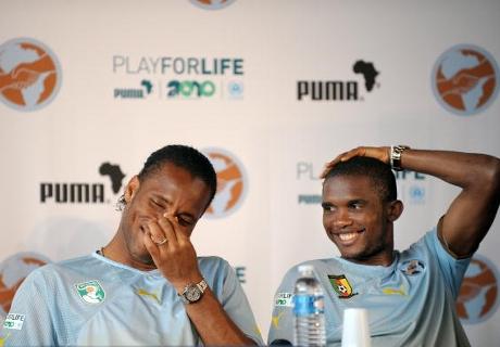 Eto'o vs. Drogba: Who is more valuable?