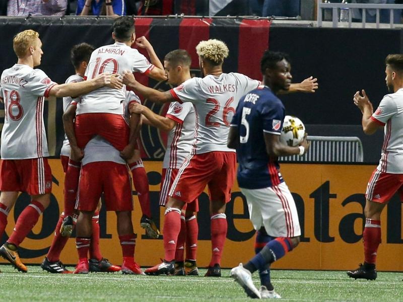 Atlanta United equals MLS record in win