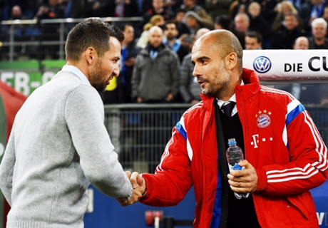 Bayern learnt their lesson - Pep
