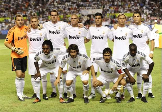 Real Madrid Startelf