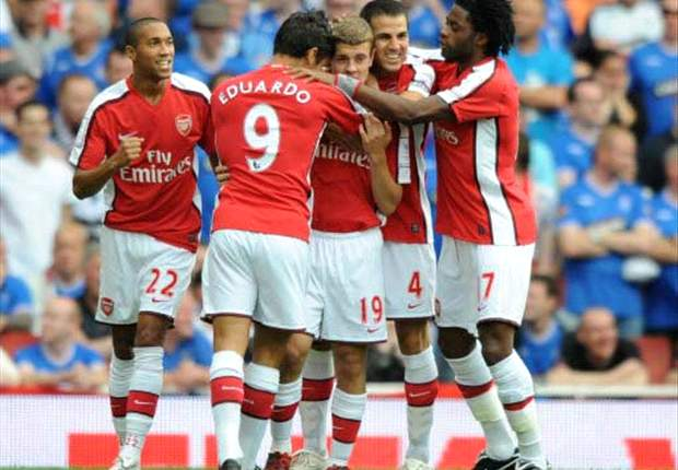 Arsenal 3-0 Rangers: Jack Wilshere Double Wins Gunners Emirates Cup