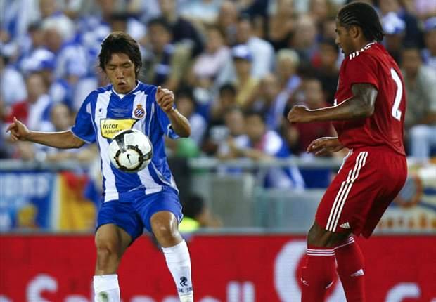 Espanyol: Nakamura siente que aun no terminó su ataptación