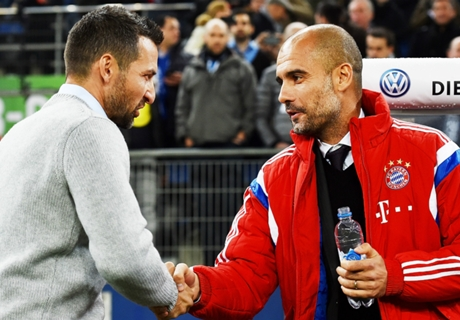'I feared Bayern would hit double figures'
