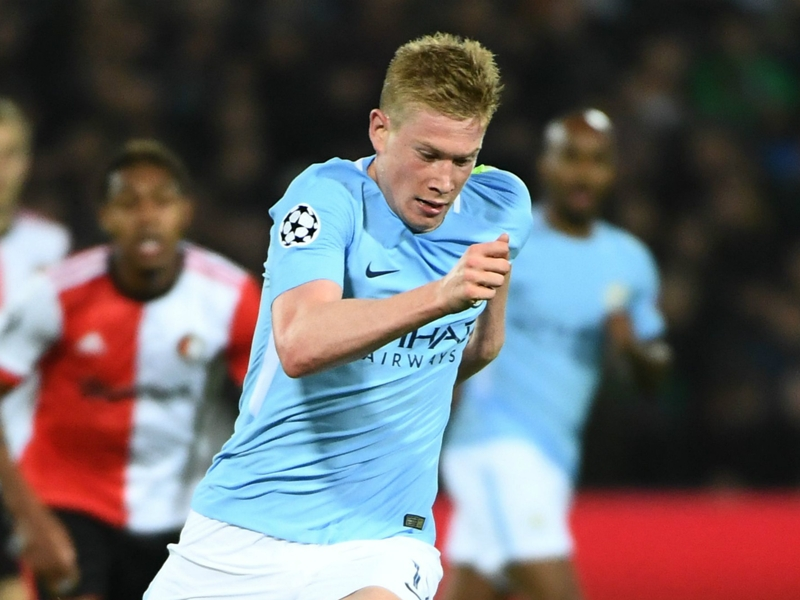 De Bruyne on the road to Premier League greatness