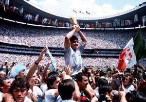 Diego Armando Maradona: el argentino nació el 30 de octubre de 1960.