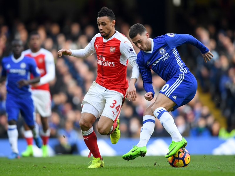 WATCH: Hazard warning for Arsenal as crunch Chelsea clash looms