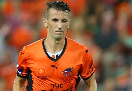 Liam Miller leaves Brisbane Roar