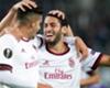 Hakan Calhanoglu Milan UEL 09142017