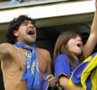 GALERÍA: Diego y Boca
