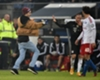 Ribery plays down fan incident