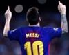 Messi, şu anda yeni kontratıyla oynuyor