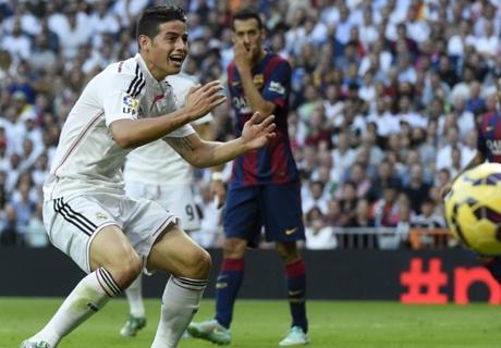 'James can challenge Messi & Ronaldo'