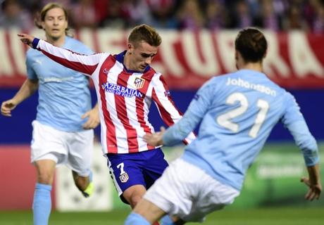 Atlético Madrid, Simeone attend beaucoup plus de Griezmann