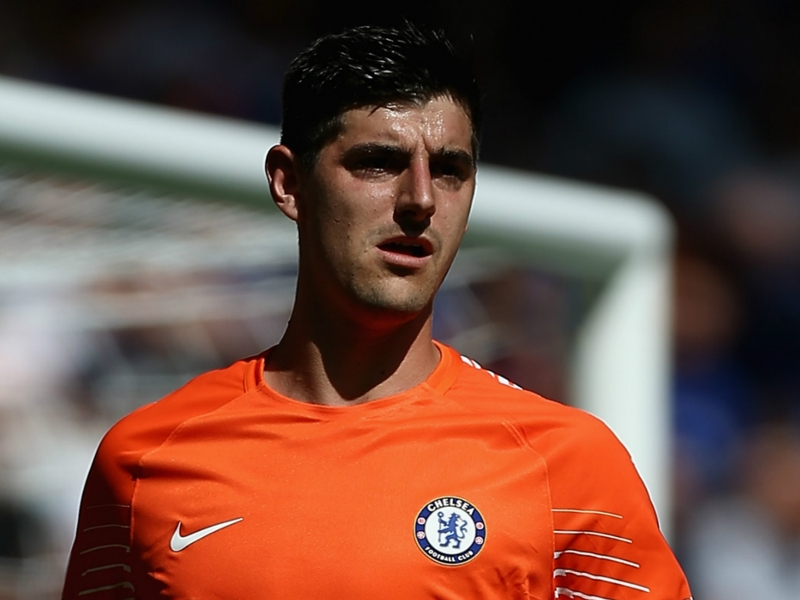 Real Madrid given boost as Courtois contract update leaves Chelsea hanging