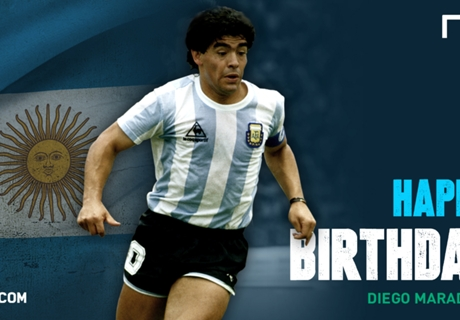 Images of an Icon: Diego Maradona at 54