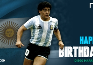 Happy Birthday Diego Maradona.