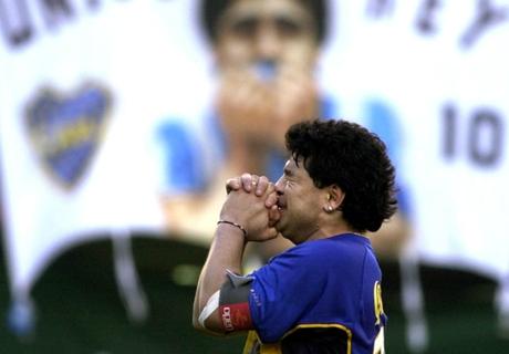 Grandes momentos en la vida de Diego