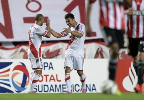 Sula: River Plate 3 x 2 Estudiantes