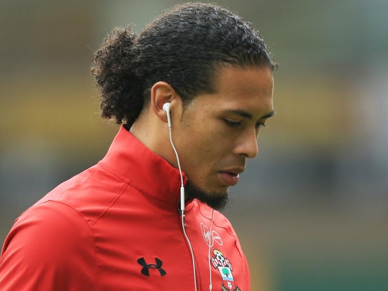 No bad vibes with Van Dijk at Southampton, says Bertrand