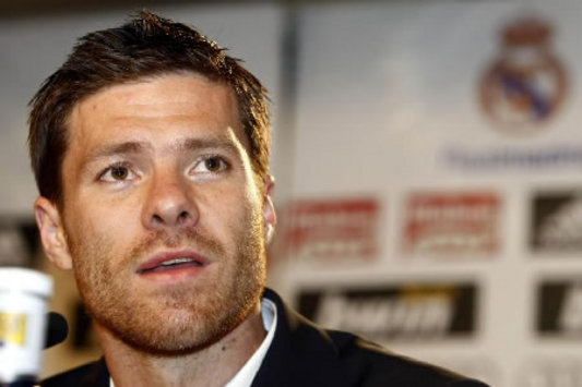 Xabi Alonso, Real Madrid (MARCA)
