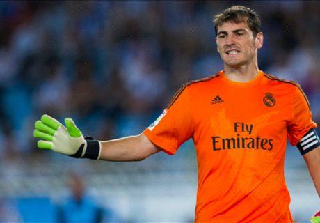 Casillas Yakin Langkahi Barcelona